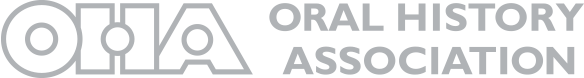 Oral History Association Logo
