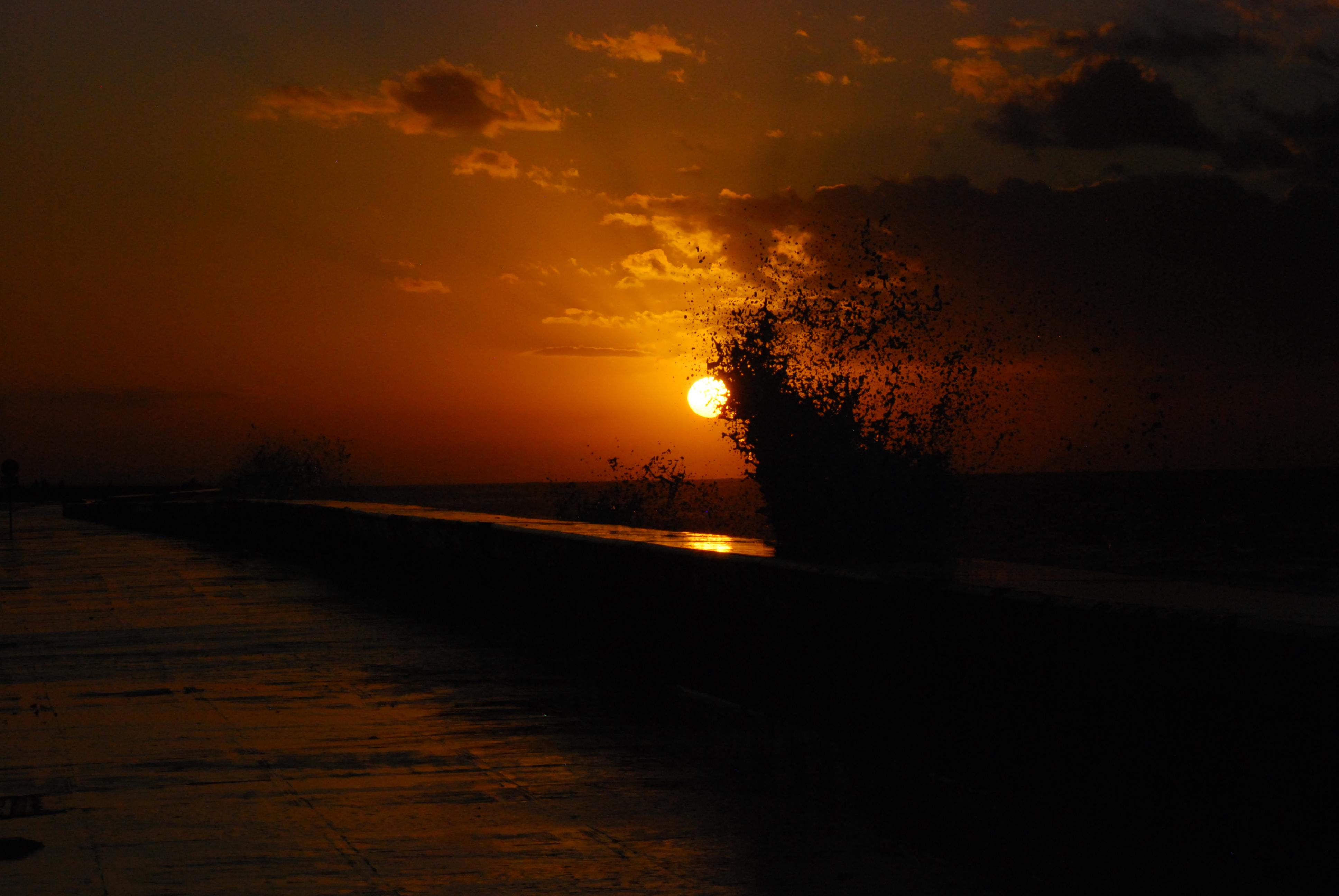 Malecon Sunset, Cuba