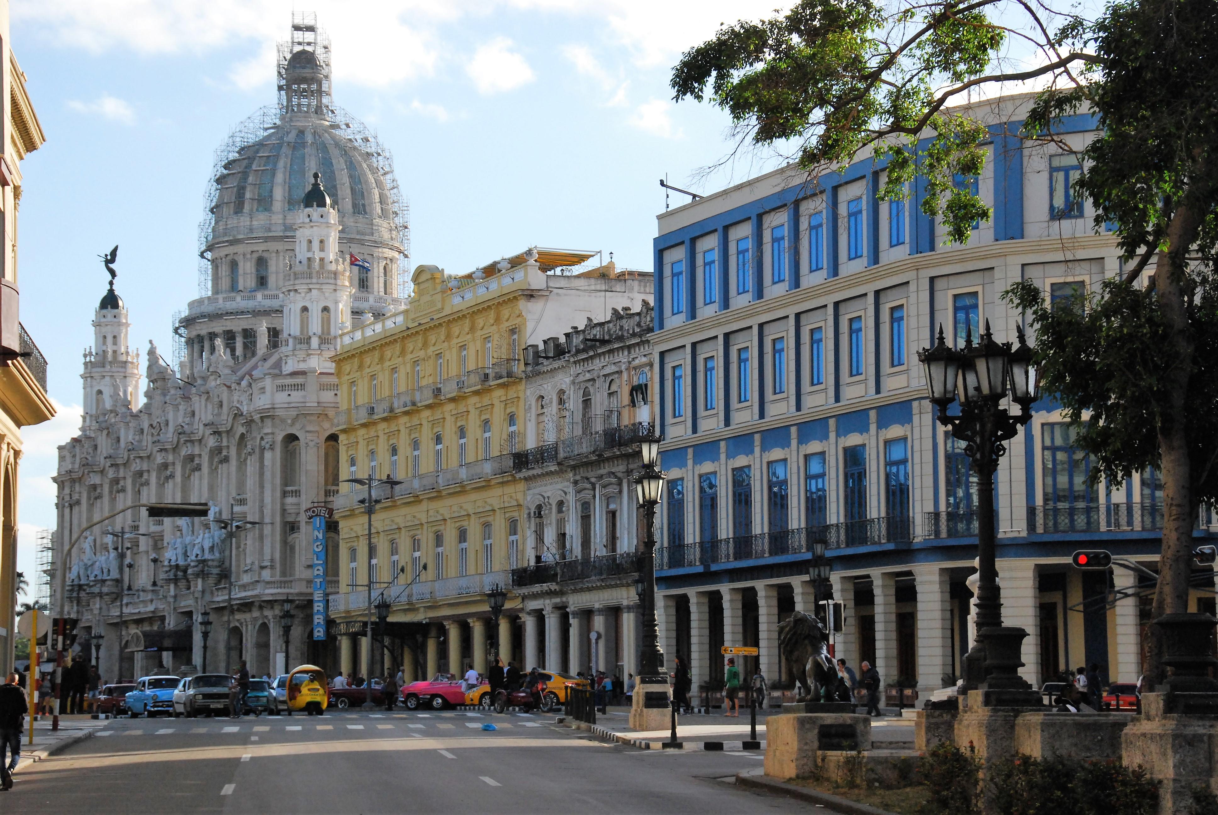 Teatro, Cuba